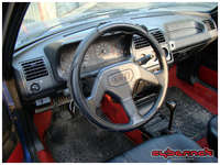 Here's the worst condition steering wheel I've ever seen!