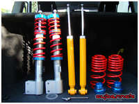 ...in form of Jamex coilover kit!