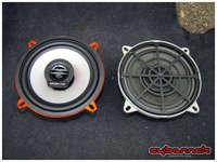 Replaced with Ground Zero Titanium mk2 coaxial speaker.