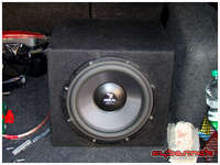 Focal 33A 13-inch subwoofer in a sealed box - perfect for me.