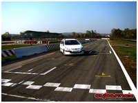 At Zaluzani automoto race-track near Banja Luka.