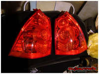 Phase 2 tail lamps!