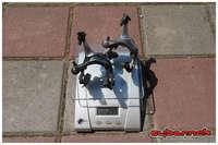 ...while brake calipers save 21 grams.