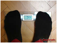 Super-fit and race-ready, having lost 11 kg's of unwanted weight in just 4 months!