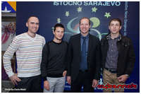 6/Nov/2013 - At Sarajevo Grand Prix race presentation in Sarajevo, I've had an opportunity to meet Christian Prudhomme, Tour de France general director. Sarajevo GP is an UCI 1.2 category race that will be held in the Sarajevo region on 22/Jun/2014, with official support from Tour de France organisation - and I hope to take part in it (the race, not the organisation :-)).