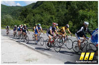 A ride with Stephen Roche, Joop Zoetemelk, Claudia Carceroni, Rolland Giles, a few other big names in cycling and of course... myself :-).