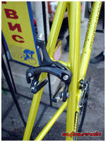 Cannondale Theta brakes - just a rebadged Shimano 105.