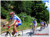 25/Jun/2011 - Just a couple of days after winning Bosnian National Time Trial Championship (on my Scott Plasma TT bike), we've had Republic of Srpska National Championship Road Race.