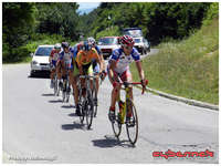 17/Jul/2011 - The third and final National Championship Event - Road Race this time, held in Bihac. A demanding 90 km long mountainous course.