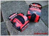 Panaracer Fire XC Pro 2.1 directional tyres - one of the best XC tyres money can buy.