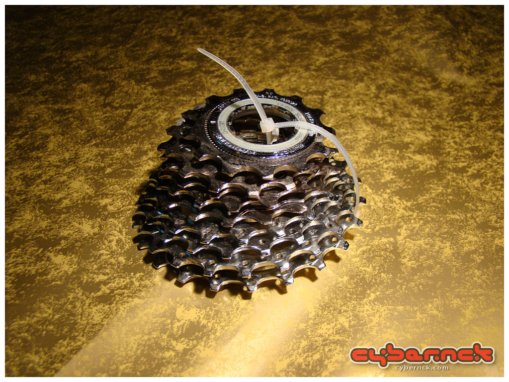 Shimano Ultegra 9-speed 13-23 cassette (13.14.15.16.17.18.19.21.23) - perfect gear cog ratios for me.