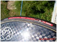 Brand new Vittoria Corsa Evo CX 23mm tubular tyre.