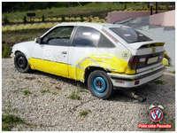 Opel Smradett.