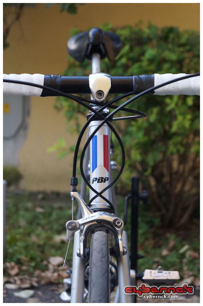 PBP 1200 bike details.